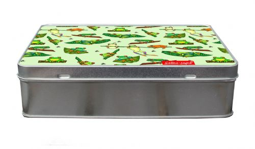Selina-Jayne Frogs Limited Edition Treat Tin